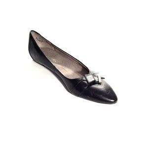 Life Stride | Black Mini Heal Dress Shoes